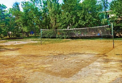Спортивные площадки на территории Кабардинки
